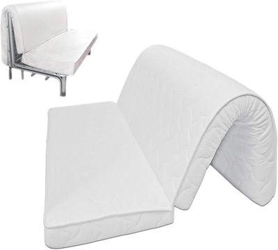 colchon para sofa cama de tres pliegues