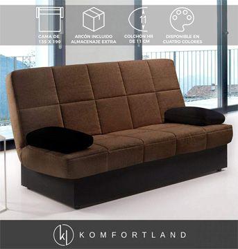 colchon para sofa cama alta densidad