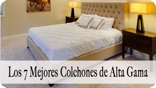 Colchon Alta Gama