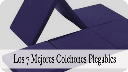 Colchon Plegable