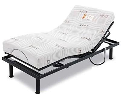 camas articuladas con colchon