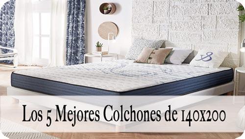 Colchón 140x200