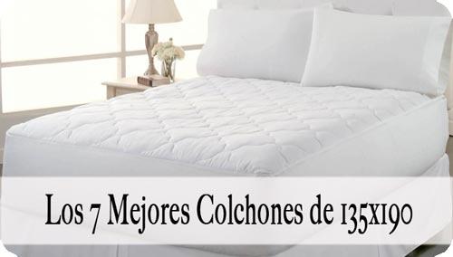 Colchon 135x190