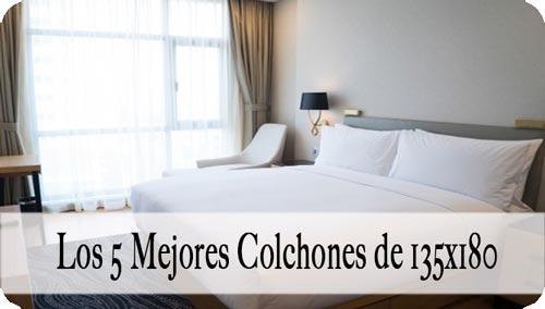 Colchón 135x180