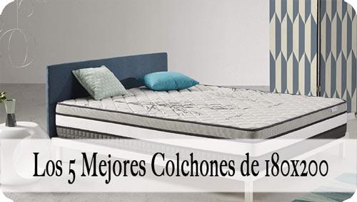 Colchón 180x200