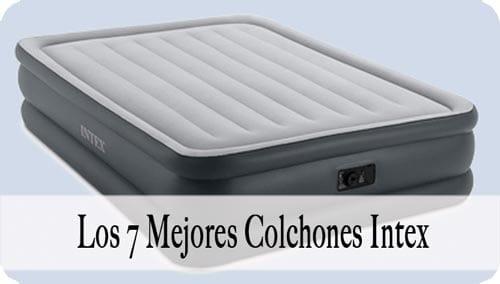 Colchón Intex