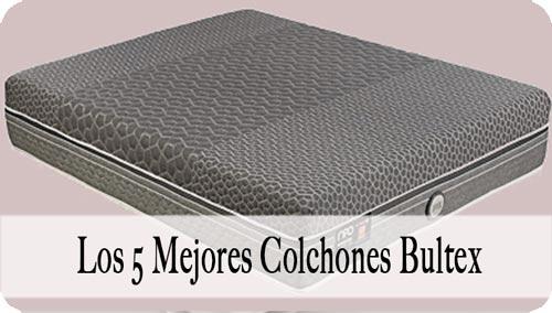 Colchón Bultex