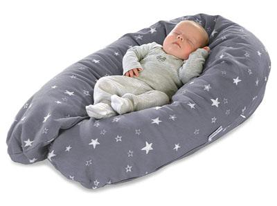almohada para dormir embarazada