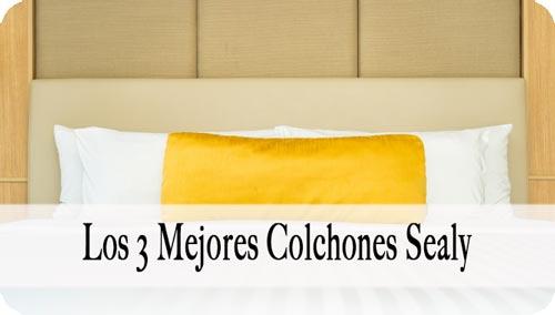 Colchón Sealy
