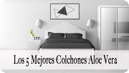 Colchon Aloe Vera