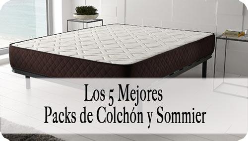 Pack de Colchón y Sommier