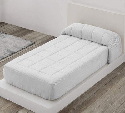 edredón ajustable cama de 90