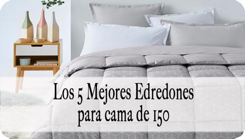 Edredón para cama de 150