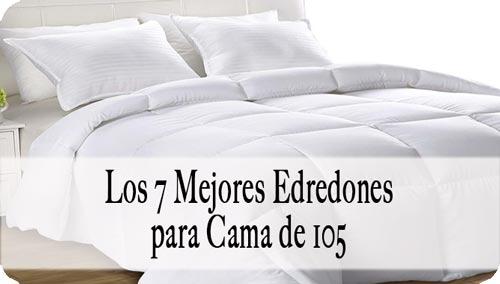 Edredón para cama de 105