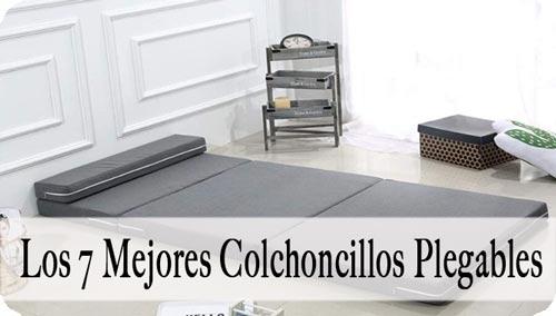 Colchoncillo Plegable