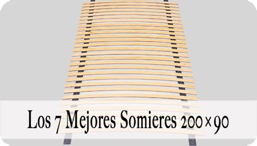 Somier 200x90