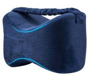 almohada para piernas amazon