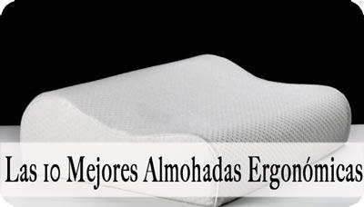 Mejor Almohada Ergonomica