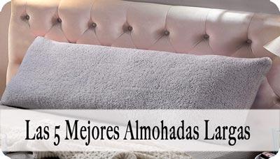 Mejor Almohada Larga