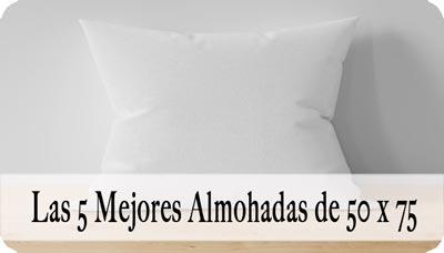 Mejor Almohada 50x75