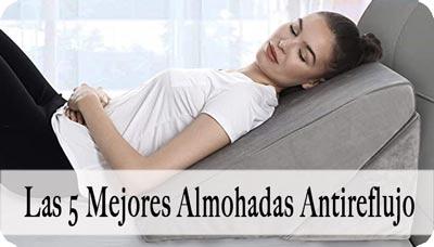 Mejor almohada antireflujo