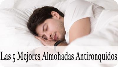 Almohada Antironquido