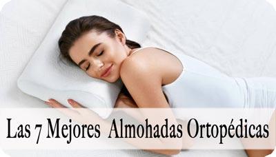 Mejor almohada ortopedica